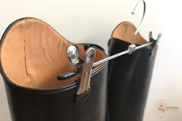 botte suspendue avec cintre